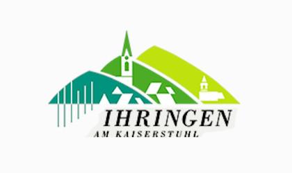 Logo der Stadt Ihringen am Kaiserstuhl