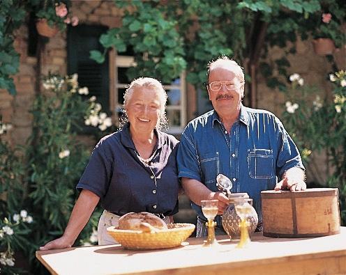 Hildegard & Rudolf Stigler